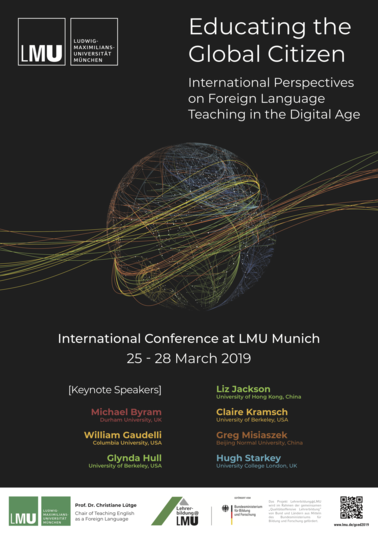 GCED 2019 Conference LMU