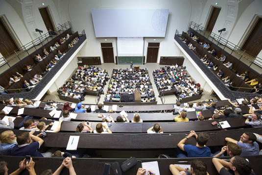 lecture hall lmu