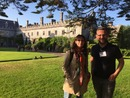 "University of Cork, Ireland – Conference ""Performative Spaces in Language, Literature and Culture Education"" May 2017 Christiane Lütge and Thorsten Merse"